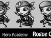 Classes-Rogue